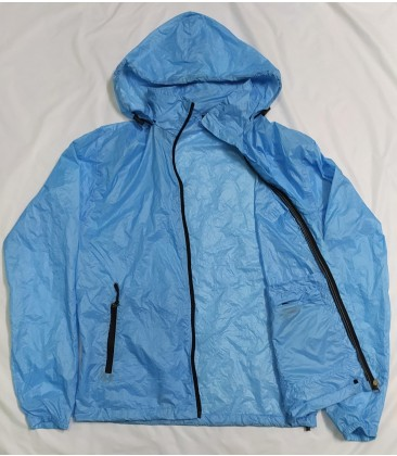 Light Blue Windcheater