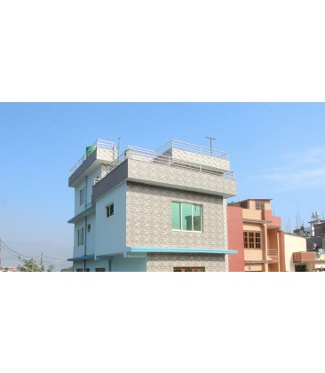 2.5 storey House on Sale at Radha Krishna Tol , Checkpost
