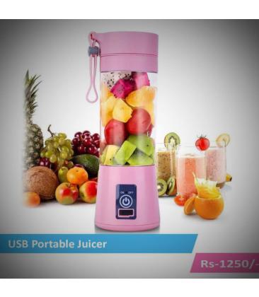 Usb portable juicer