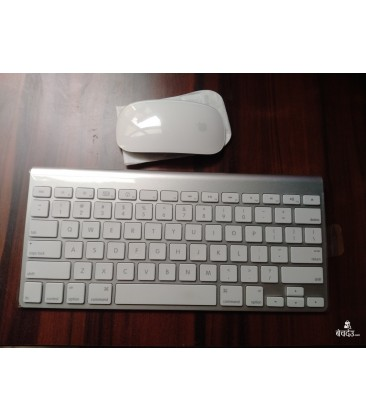 Apple Magic Mouse and Keyboard 1