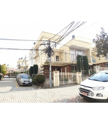 An ideal residential house in Vinayak colony, Bhainsepati